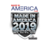 Made in America 2019 logo